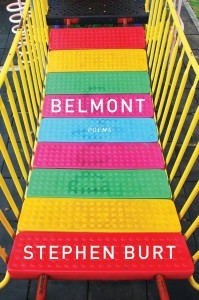 Book Cover for Belmont: Poems by Stephen Burt