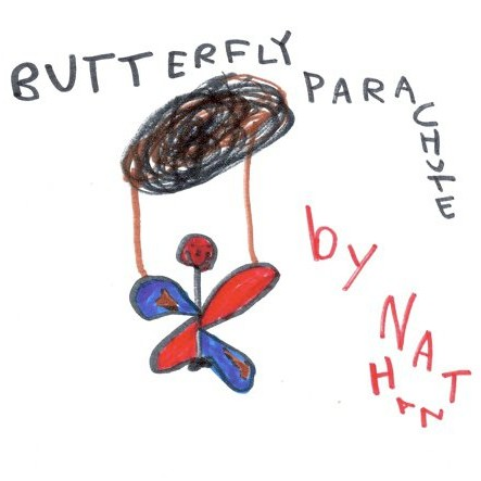 Butterfly With Parachute at the Poetry Foundation