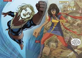 New reviews, comics edition: Ms Marvel, X-Men podcast, comics throughout history